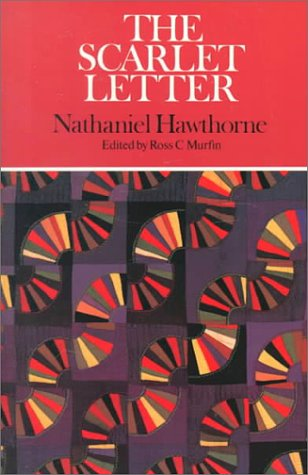Scarlet Letter   1991 edition cover