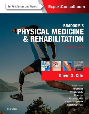 Braddom's Physical Medicine and Rehabilitation:   2015 edition cover