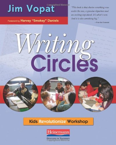 Writing Circles Kids Revolutionize Workshop  2009 edition cover