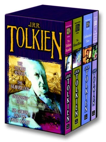Tolkien Fantasy Tales   2003 edition cover