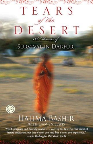 Tears of the Desert : A Memoir of Survival in Darfur N/A edition cover
