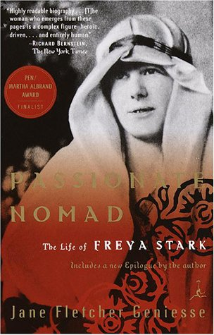 Passionate Nomad The Life of Freya Stark  2001 edition cover