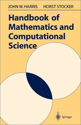 Handbook of Mathematics and Computational Science   1998 edition cover