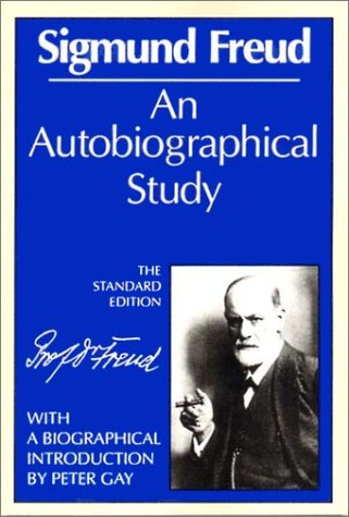 Autobiographical Study  Reprint  edition cover