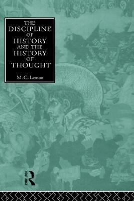 Discipline of History and the History of Thought   1995 edition cover