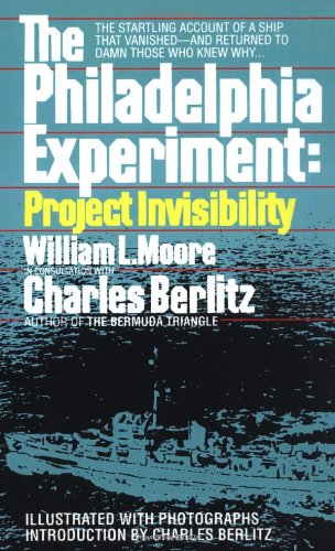 Philadelphia Experiment Project Invisibility N/A 9780449007464 Front Cover
