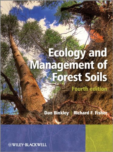 Ecology and Management of Forest Soils  4th 2013 edition cover