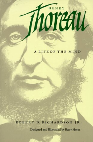 Henry Thoreau A Life of the Mind N/A edition cover