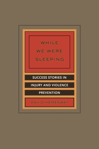 While We Were Sleeping Success Stories in Injury and Violence Prevention  2009 edition cover