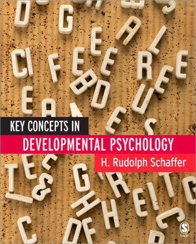 Key Concepts in Developmental Psychology   2007 edition cover