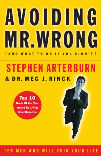 Avoiding Mr. Wrong (And What to Do If You Didn't)  2001 9780785266464 Front Cover