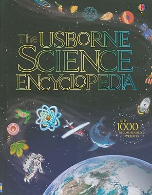 USBORNE SCIENCE ENCYCLOPEDIA            N/A edition cover