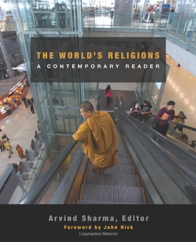 World's Religions A Contemporary Reader  2010 edition cover
