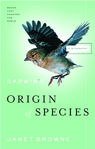Darwin's Origin of Species   2008 edition cover