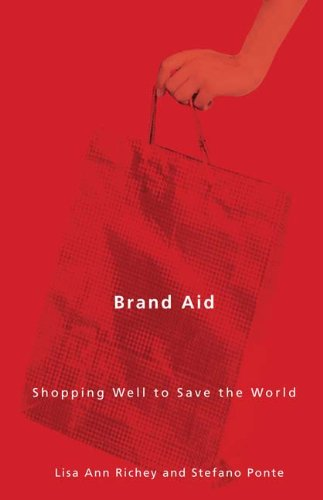 Brand Aid Shopping Well to Save the World  2011 edition cover