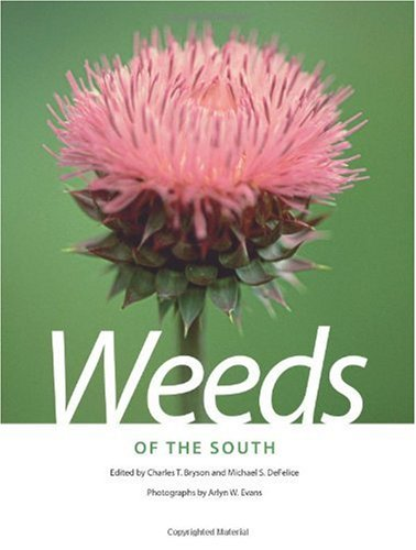 Weeds of the South   2009 edition cover