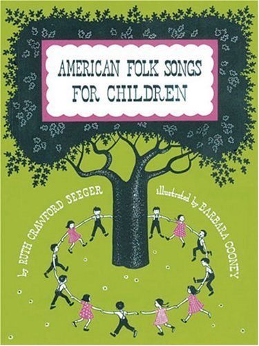 American Folk Songs for Children  N/A edition cover