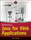 Professional Java for Web Applications   2014 edition cover