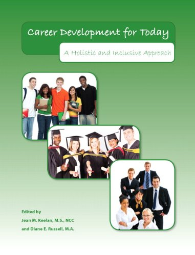 Career Development for Today   2013 edition cover