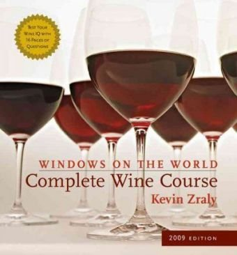 Windows on the World Complete Wine Course 2009   2008 edition cover