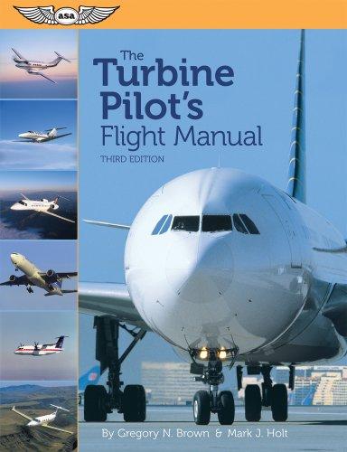 Turbine Pilot's Flight Manual  3rd edition cover