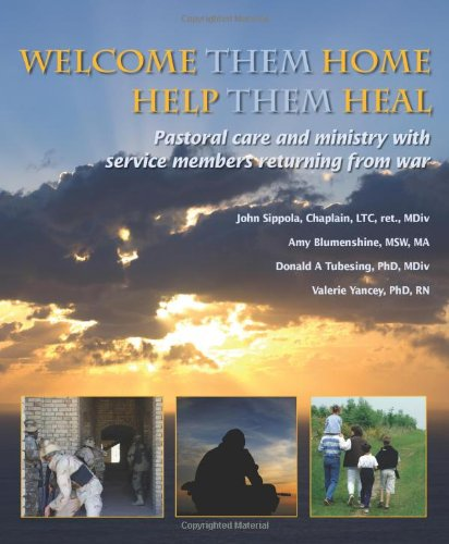 Welcome Them Home Help Them Heal   2009 edition cover
