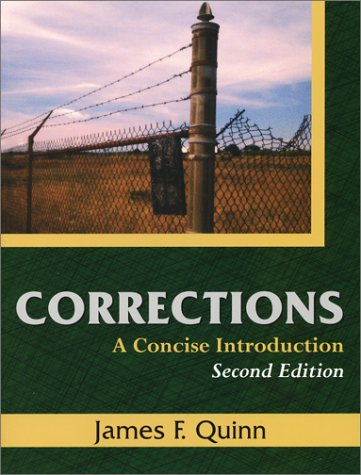 Corrections A Concise Introduction 2nd 2003 edition cover