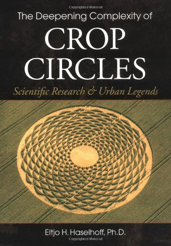 Deepening Complexity of Crop Circles Scientific Research and Urban Legends  2001 edition cover