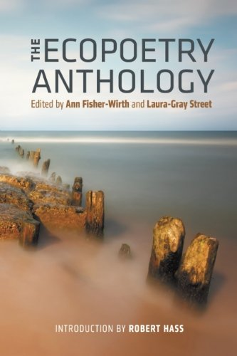 Ecopoetry Anthology   2013 edition cover