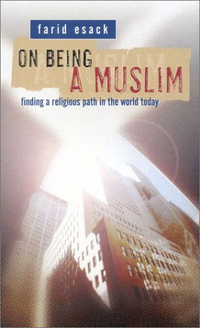 On Being a Muslim Finding a Religious Path in the World Today  1999 edition cover