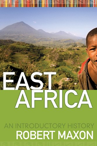 East Africa An Introductory History 3rd 2009 edition cover