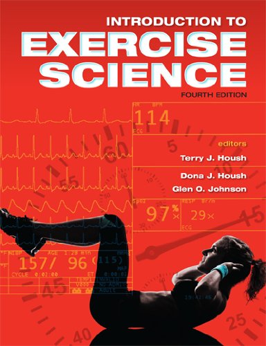 Introduction to Exercise Science:   2012 edition cover
