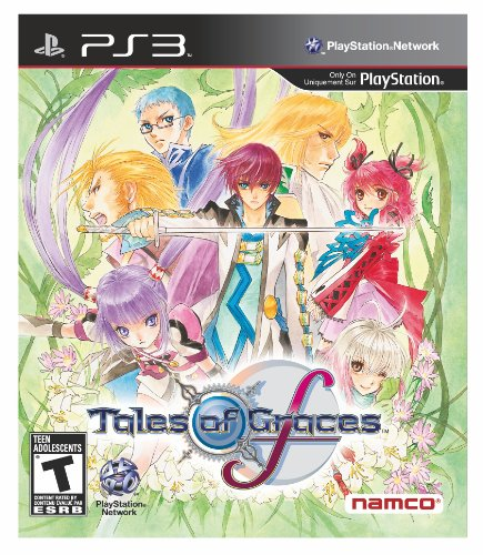 Tales of Graces f - Playstation 3 PlayStation 3 artwork