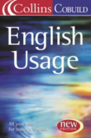 English Usage  2nd 2005 9780007163465 Front Cover