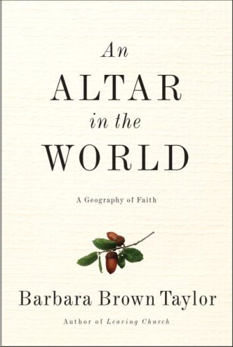 Altar in the World A Geography of Faith  2008 edition cover