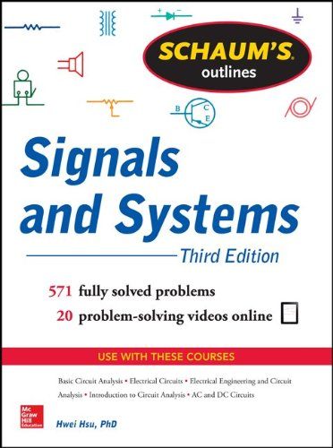 Signals and Systems  3rd 2014 edition cover