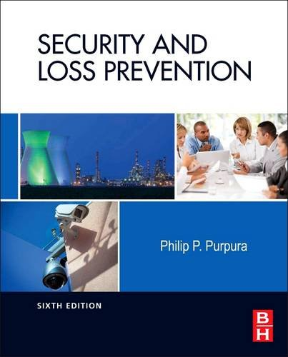 Security and Loss Prevention An Introduction 6th 2013 edition cover