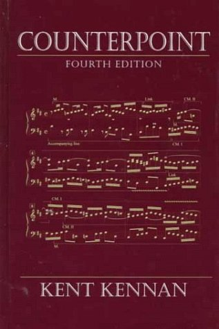 Counterpoint  4th 1999 (Revised) edition cover