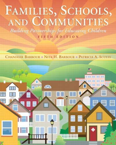 Families, Schools, and Communities Building Partnerships for Educating Children 5th 2011 edition cover