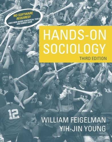 Hands-On Sociology  3rd 2006 (Revised) edition cover