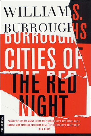 Cities of the Red Night  3rd 1981 (Revised) edition cover