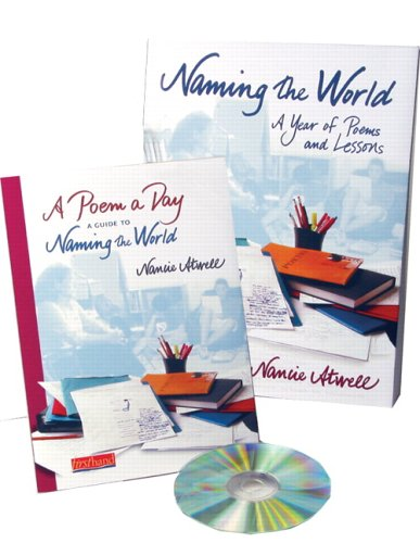 Naming the World A Year of Poems and Lessons  2005 edition cover