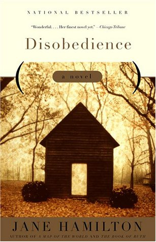 Disobedience  N/A edition cover