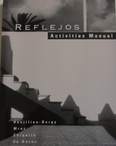 Reflejos   2004 (Student Manual, Study Guide, etc.) edition cover
