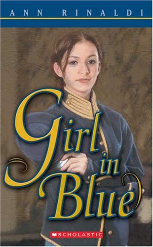 Girl in Blue  N/A edition cover