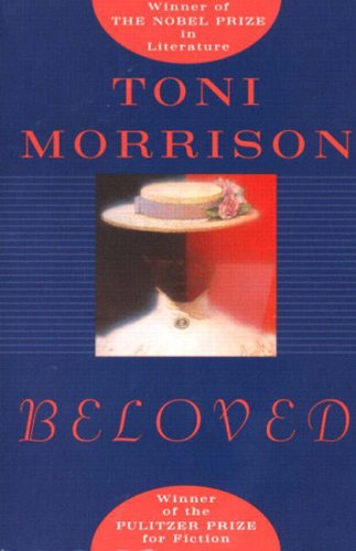 Beloved   1998 edition cover