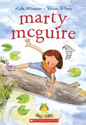Marty McGuire   2011 edition cover