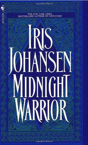 Midnight Warrior A Novel  1994 9780553299465 Front Cover