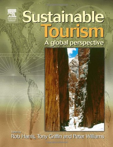 Sustainable Tourism A Global Perspective 2nd 2002 (Revised) 9780750689465 Front Cover