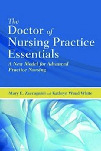 Doctor of Nursing Practice Essentials   2011 (Revised) edition cover